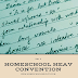 Homeschool HEAV Convention: Day 2