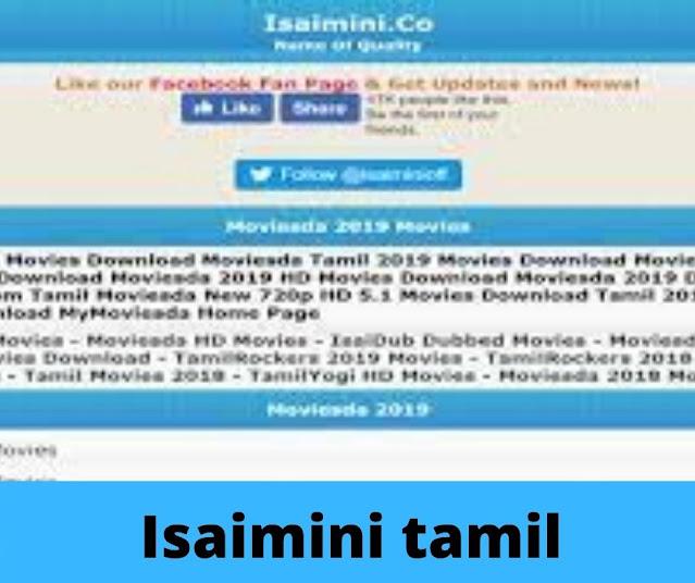 Isaimini tamil movies