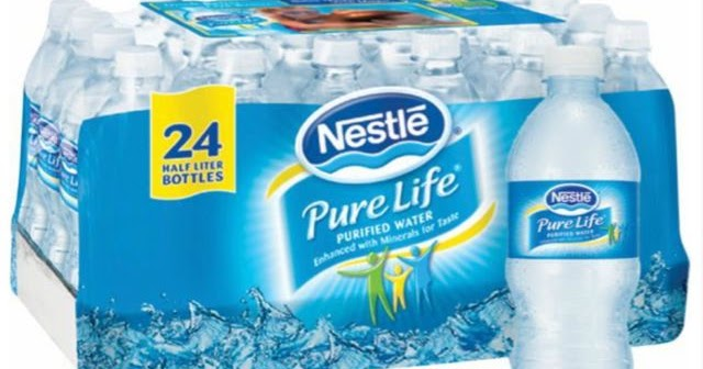 HEB Basket Deals: Nestle Pure Life Bottled Water $1 50 Per 24-Pack