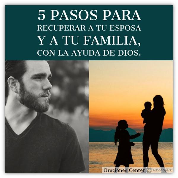 Cómo Recuperar a mi Esposa si Tenemos Hijos