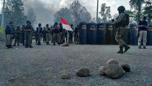 OPM Ultimatum Pekerja Indonesia Tinggalkan Papua
