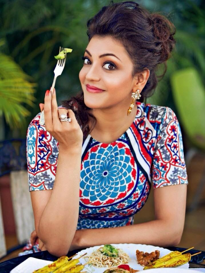 LatestPhotoshoot 2014 Wallpapers South India sexy Hot Pics bollywood actress Kajal Aggarwal for Filmfare Magazine