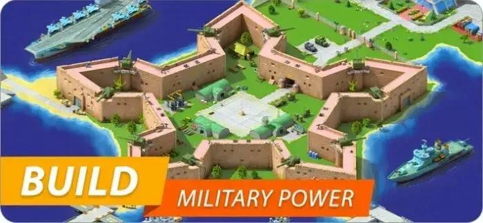 Megapolis - game membangun kota impian sendiri