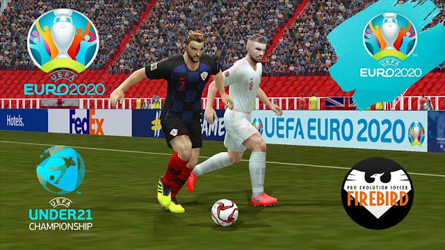 Firebird EURO 2020 and U21 Patch For PES 6