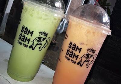 teh thailand kudus