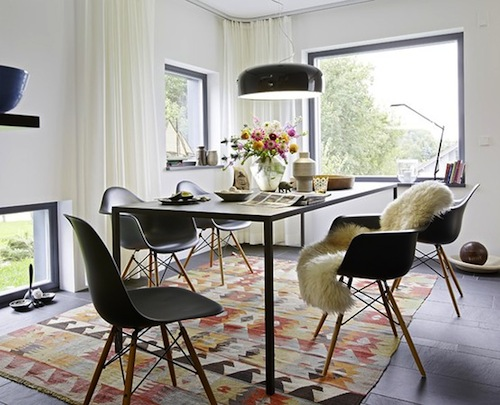 Eames Molded Dining Chairs