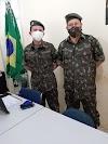 Visita técnica do Exército Brasileiro realizada na manhã desta terça feira (28) em Elesbão Veloso.