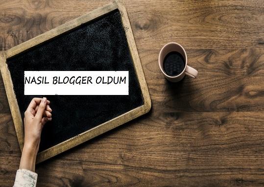 Blogger Mimi- Nasıl Blogger Oldum