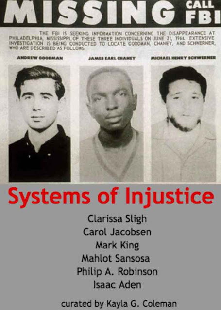 """""""Systems of Injustice"""" Exhibition at BronxArtSpace"""