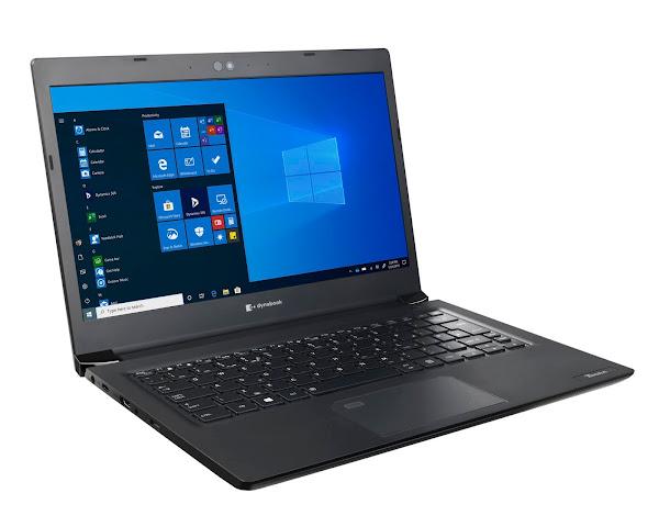 Dynabook atualiza oferta de equipamentos chave com processadores 11TH Gen INTEL® CORE™