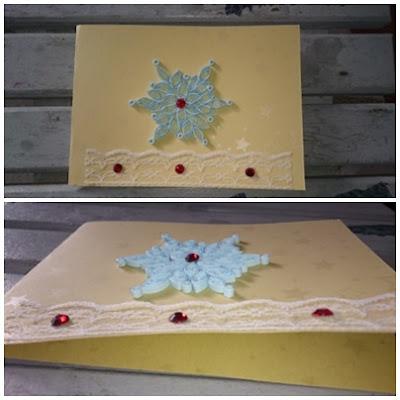 kartki ręcznie robione