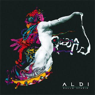 """Το album των Aldi Dallo Spazio """"Quasar"""""""