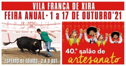 Vila Franca de Xira- Feira Anual 2021