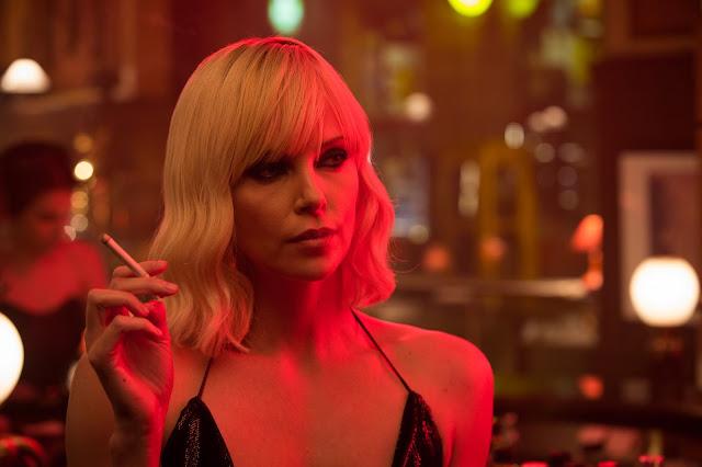 Atomic Blonde: Bez lítosti (Atomic Blonde) – Recenze