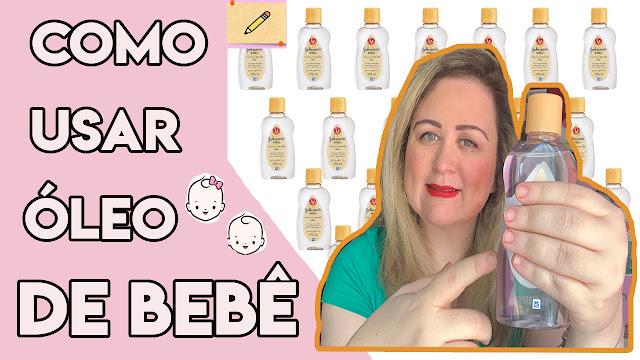 Vídeos da Lulu:  Como usar óleo de bebê no seu corpo
