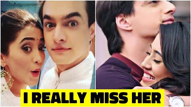 Trending News: Yeh Rishta Kya Kehlata Hai fame Mohsin Khan aka Kartik's April Fool Day impression