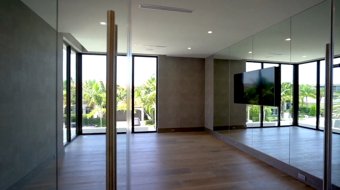 29 Interior Design Photos vs. 144 W Coconut Palm Rd, Boca Raton, FL Ultra Luxury Mansion Tour