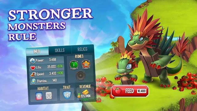 Monster Legends Hileli APK v9.2.19