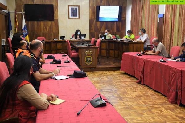 El Cabildo aborda con los grupos voluntarios y los ayuntamientos el nuevo Reglamento de Voluntariado de Protección Civil