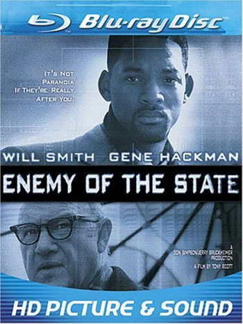 Enemy Of The State 1998 Dual Audio Hindi 720p BluRay 950mb