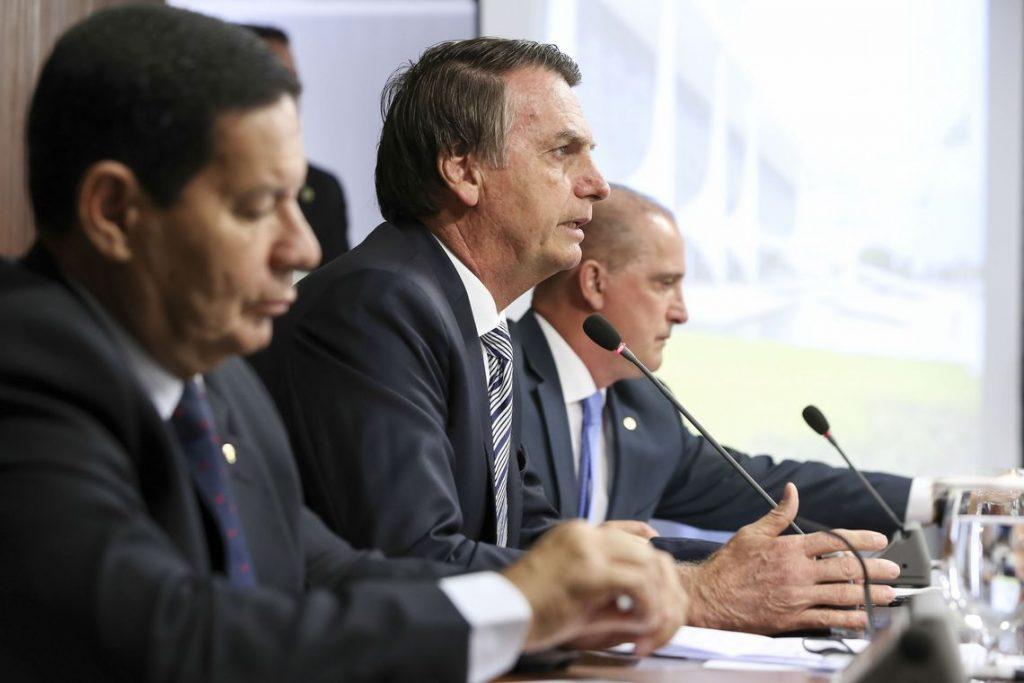 Reunião de Bolsonaro com governadores gera otimismo e faz bolsa de valores subir
