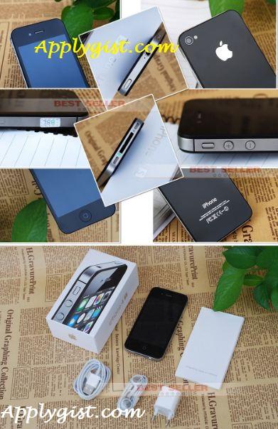 100% Original Unlocked Apple iPhone 4S IOS