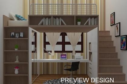 desain interior eksterior 3d