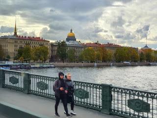 Suasana St. Petersburgh