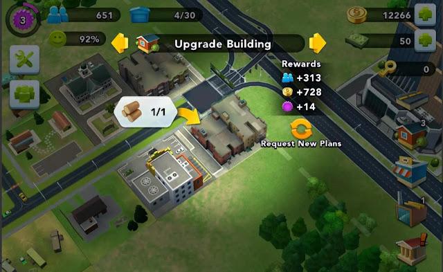 Simcity Buildit Mod