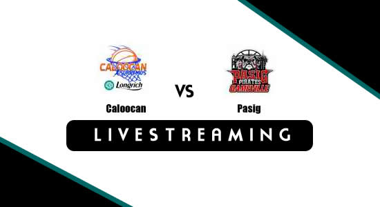 Livestream List: Caloocan vs Pasig June 13, 2018 MPBL Anta Datu Cup
