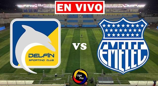 EN VIVO | Delfín SC vs. Emelec, fecha 3 de la Segunda Etapa de la LigaPro 2021 ¿Dónde ver el partido gratis en Tv online en internet?