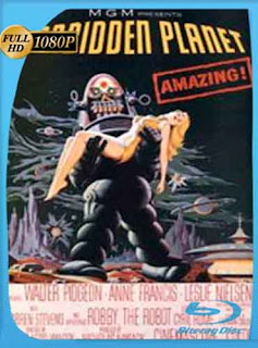 Planeta Prohibido 1956 HD [1080p] Latino [GoogleDrive] DizonHD