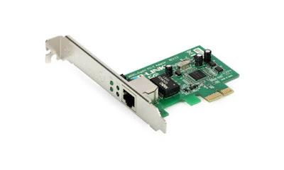 LAN Card Perangkat Keras Jaringan Komputer