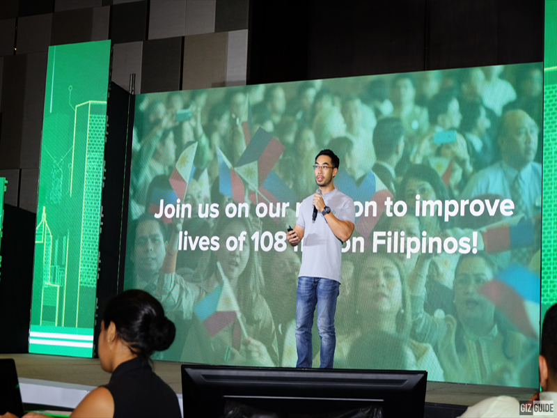 Bryan Cu discussing the challenges in Filipinos' daily lives