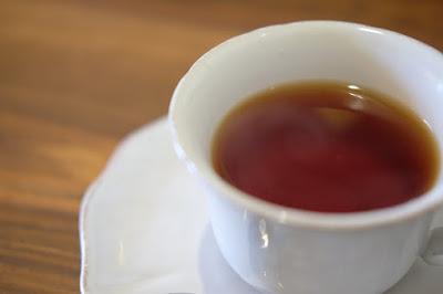 メゾンドソラマメ(Bistro Maison de SORAMAME)食後の紅茶