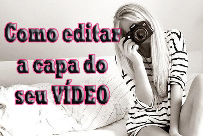 capa dos vídeos do youtube