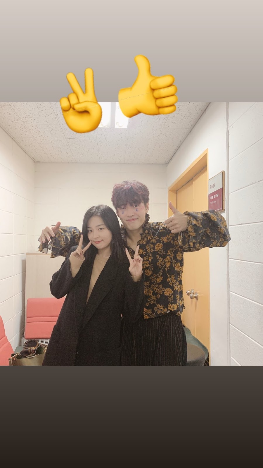 Red Velvet's Seulgi Give Support for Kang Ha Neul's Musical