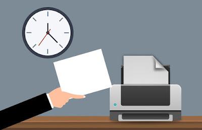 Perbedaan Cetak Menggunakan Dokumen PDF dan HTML di Printer Dot Matix