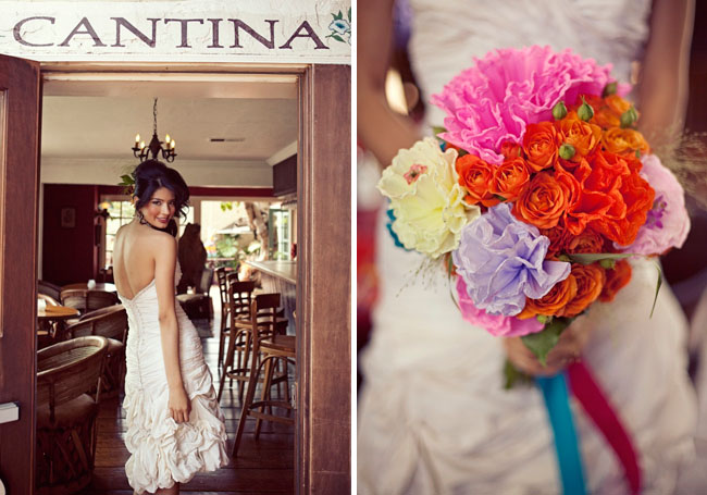 Greer Loves: Cinco De Mayo Wedding Inspiration: Floral