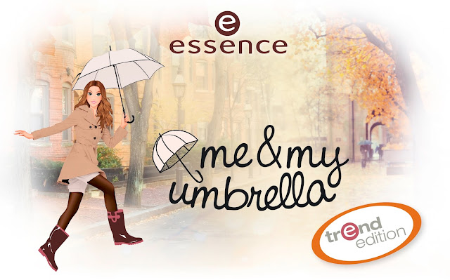 Edición limitada Me & my umbrella de essence