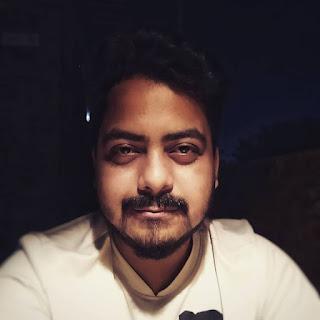 Standup Comedy artist Roshan Bisoi