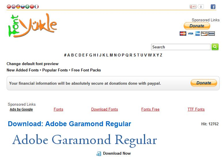 Where do you want IT to go?: Adobe Garamond Regular Font
