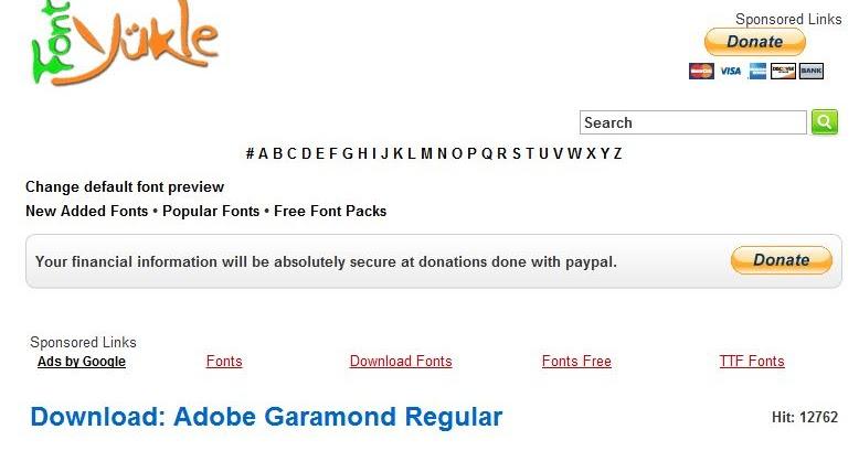 Where do you want IT to go?: Adobe Garamond Regular Font