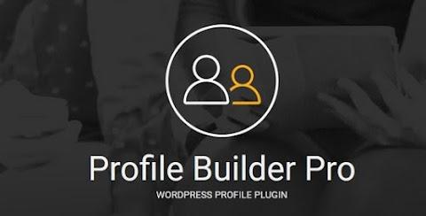 Profile Builder Pro v3.2.0 + Addons Packnulled
