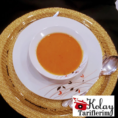 Domates  Çorbası
