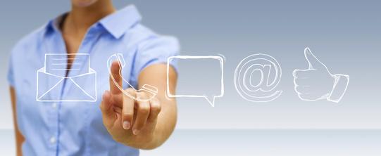 accompagnement à la communication web