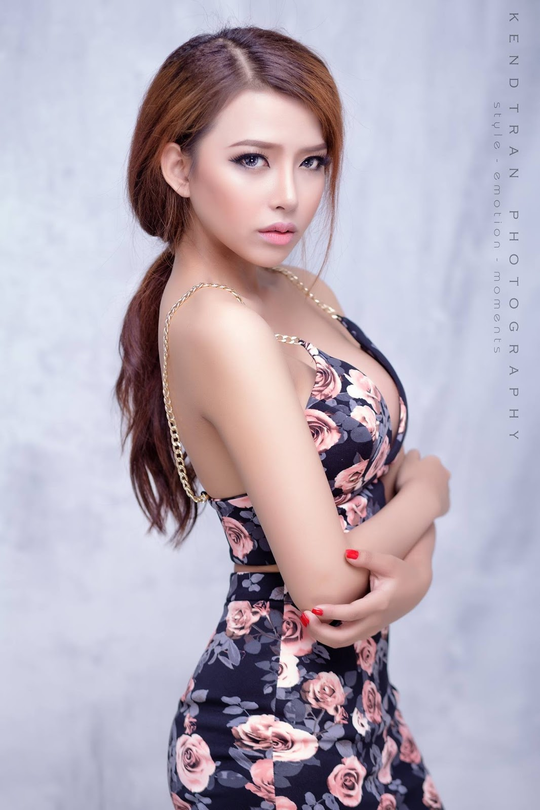 Chết mê với vẻ đẹp của hot girl Huỳnh Khánh Vy
