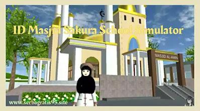 Id Masjid Sakura School Simulator