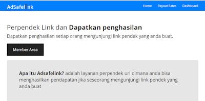 URL Shortener Yang Membayar Mahal Untuk Trafik Dari Indonesia