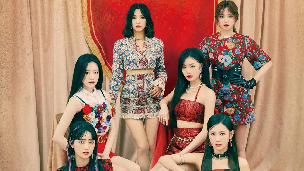 (G)I-DLE Announces Track List on Mini Album 'I Burn'